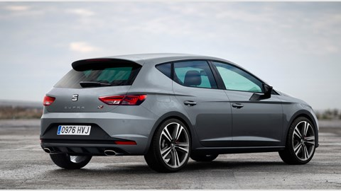 Seat Leon Cupra 280 2014 review by CAR Magazine