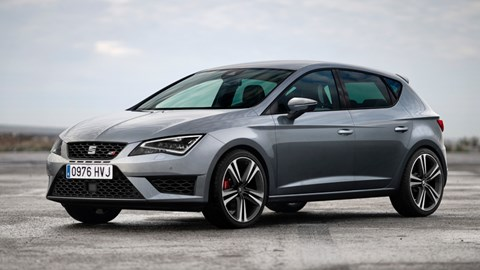 Seat Leon Cupra 280 (2014) review by CAR Magazine