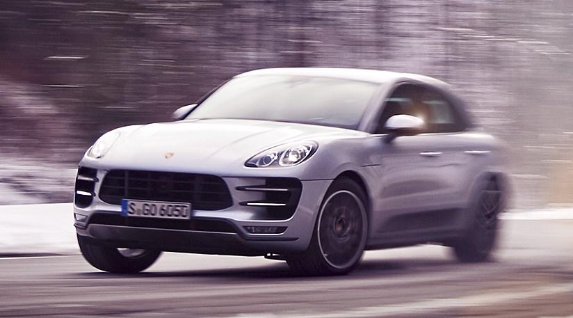 Porsche Macan Turbo 2014 Review Car Magazine