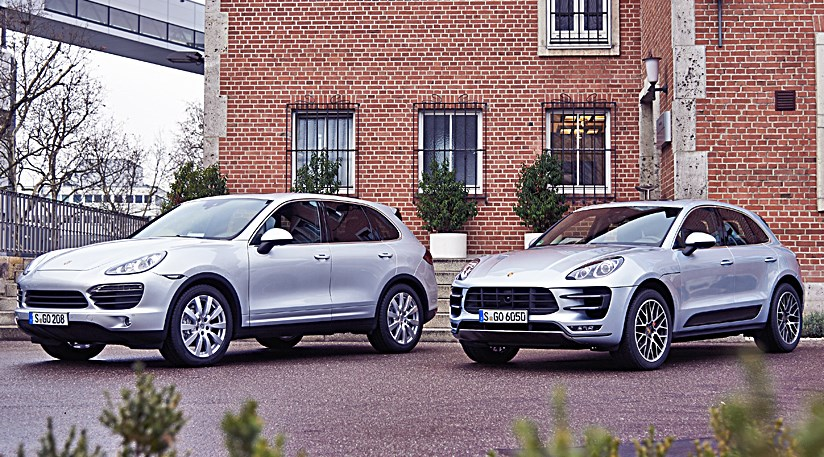 Porsche Macan Turbo 2014 Review By Car Magazine
