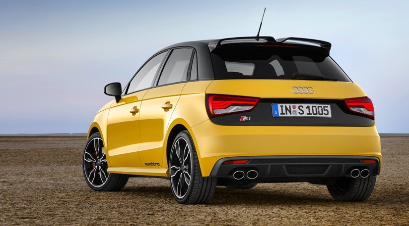 Audi S1 Sportback (2014) first official pictures | CAR Magazine