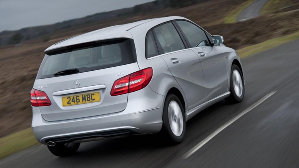mercedes b class b180 cdi eco se 2014 review car magazine rh carmagazine co uk Mercedes C180 CDI Mercedes A180 CDI