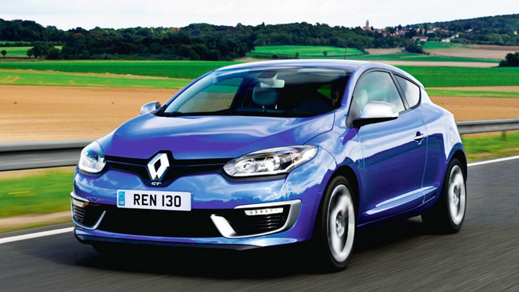 Renault Megane Coupe GT Line DCi 130 (2014) Review