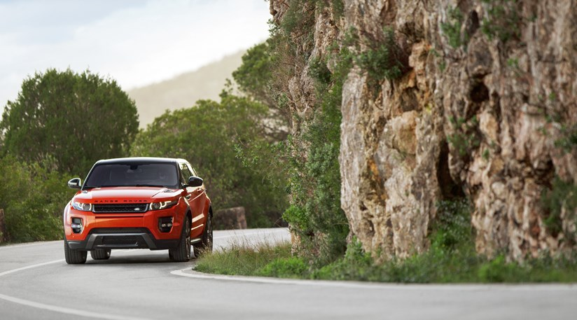 Range Rover Evoque Autobiography Dynamic 2014 First Official