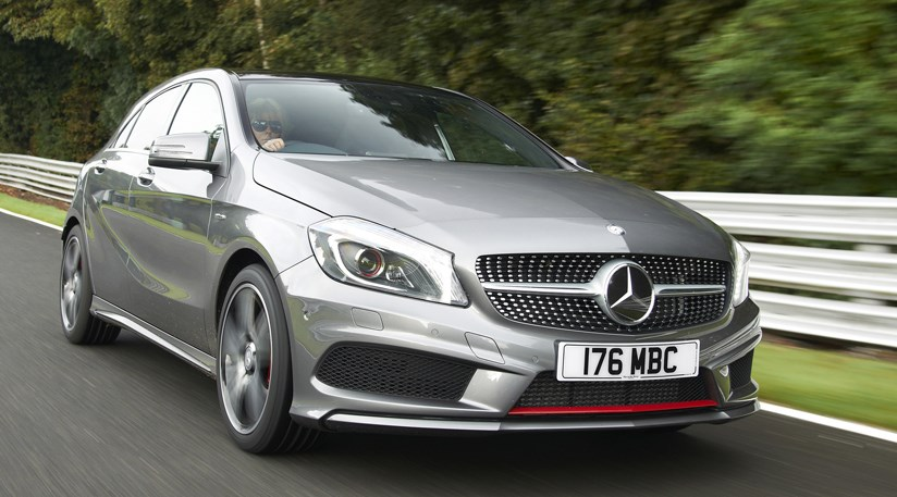 Mercedes A Class A250 4matic Engineered By Amg 2014