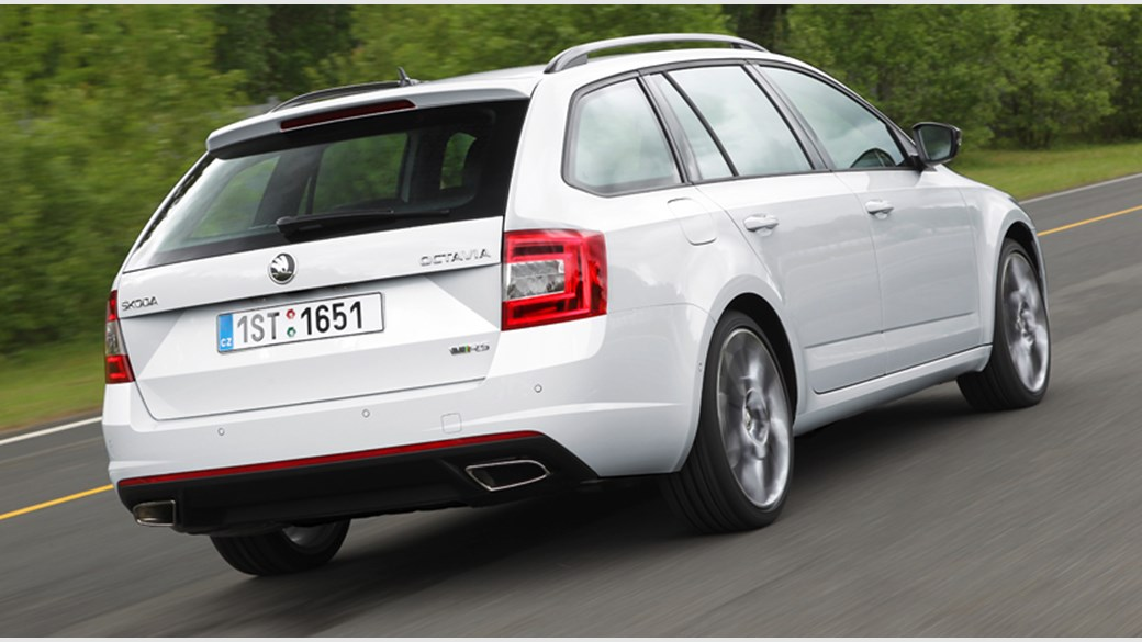 skoda octavia vrs estate 2.0 tdi (2014) review | car magazine