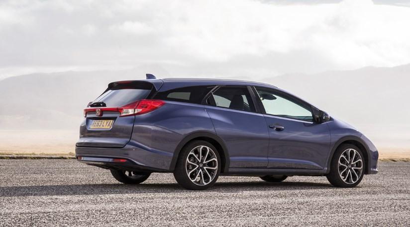 Honda Civic Tourer i-DTEC 1.6 (2014) review   CAR Magazine