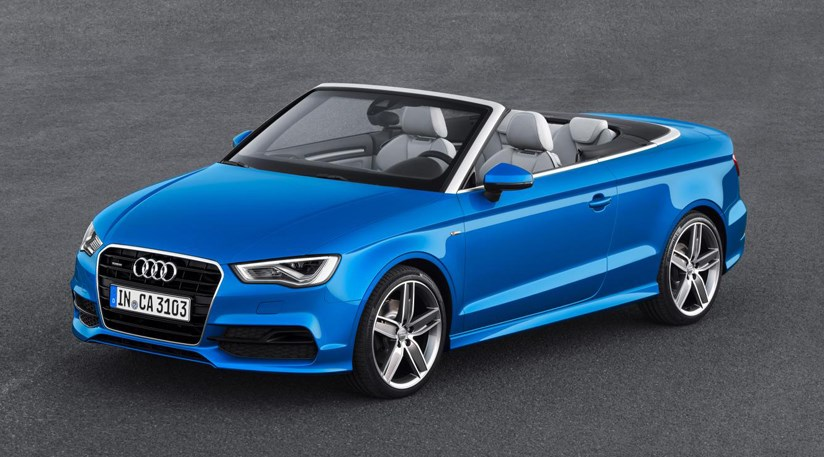 Audi A3 Convertible 2014 Review