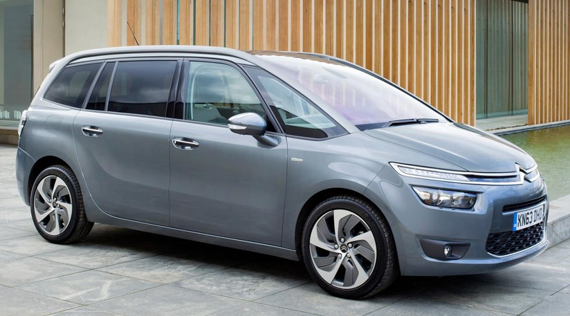 citroen c4 grand picasso 1 6 exclusive 2014 review by car magazine. Black Bedroom Furniture Sets. Home Design Ideas