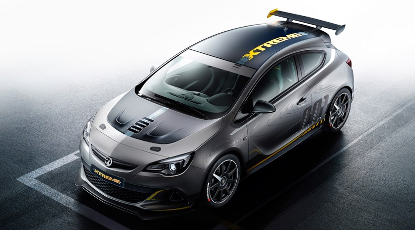 Vauxhall Astra Vxr Extreme 2014 Latest Details On Vauxhall S