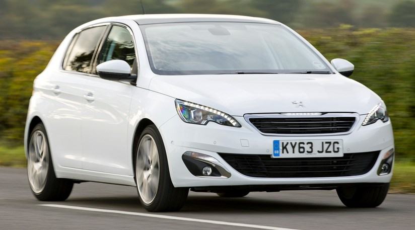 peugeot 308 wins european car of the year 2014 by car magazine. Black Bedroom Furniture Sets. Home Design Ideas
