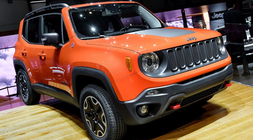 Jeep Renegade 2014 First Official Pictures By Car Magazine