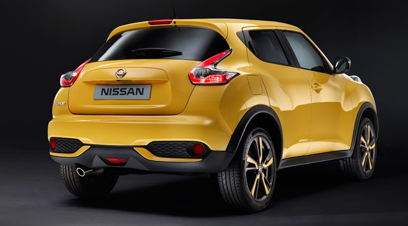 Nissan Juke Facelift 2014 First Official Pictures Car Magazine