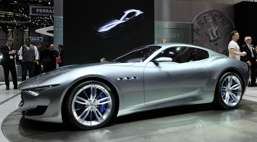 Maserati Alfieri concept (2014) first official pictures | CAR Magazine