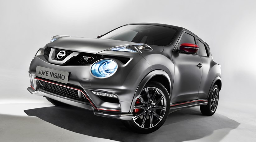 nissan juke nismo rs 2014 first official pictures by car magazine. Black Bedroom Furniture Sets. Home Design Ideas