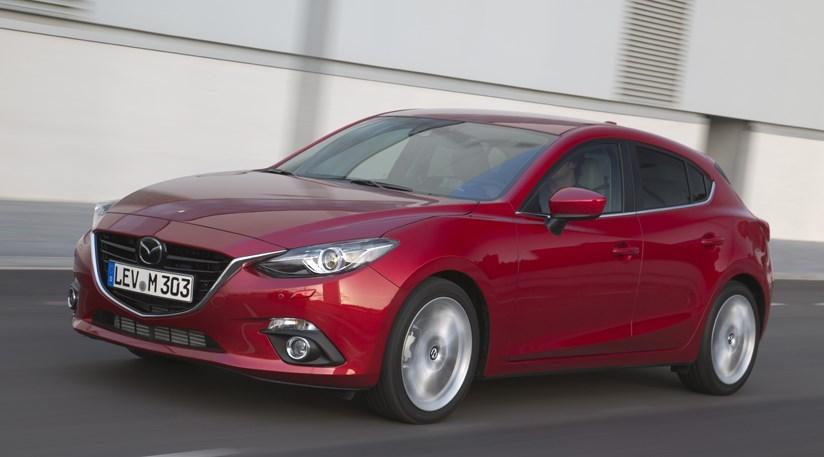 ... Mazda 3 2.0 165PS Sport Nav (2014) Review ...