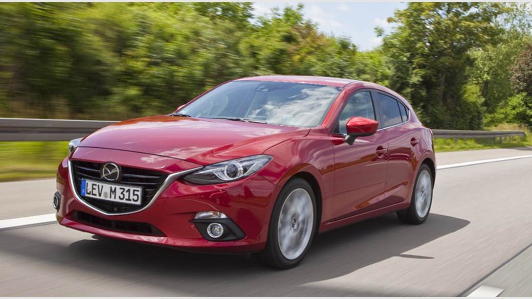 Mazda 3 Fastback 2 0 Skyactiv-G 120PS Sport Nav (2018) review