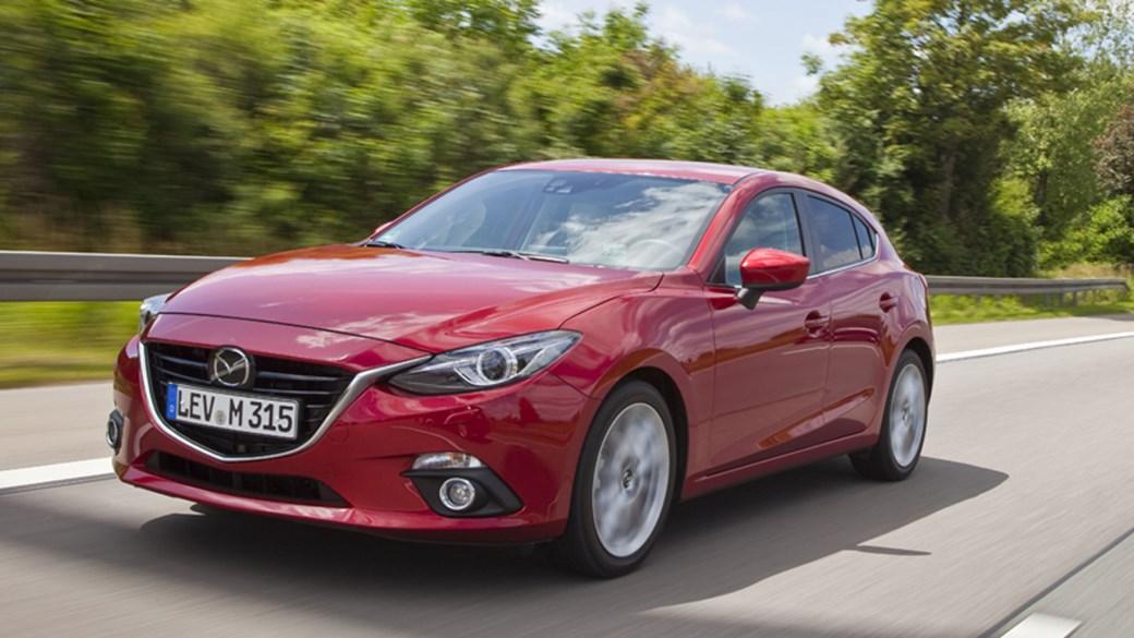 Attractive Mazda 3 2.0 165PS Sport Nav (2014) Review