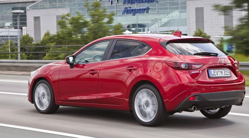 Delightful ... Mazda 3 2.0 165PS Sport Nav (2014) Review ...