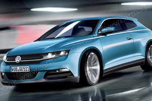 VW plots ultimate Scirocco RS for next coupe (2014)
