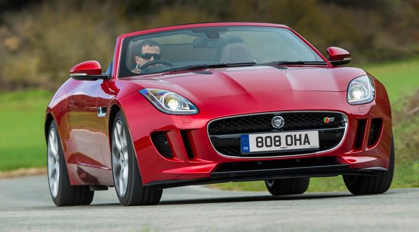 ... Jaguar F Type V6 S (2014) Review ...