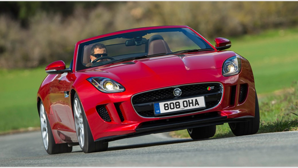 jaguar f-type v6 s (2014) review | car magazine