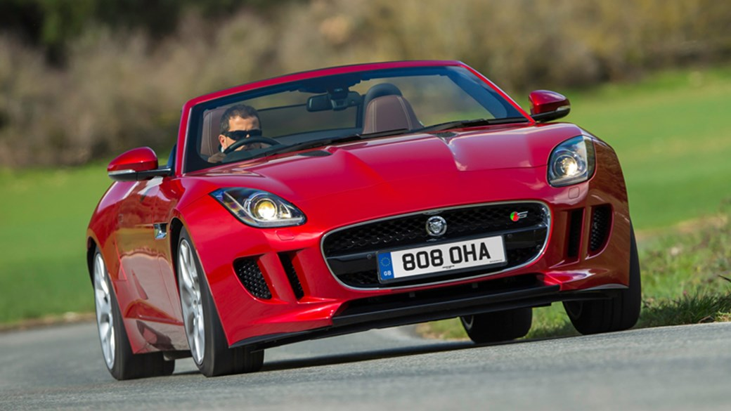 Jaguar F Type V6 S (2014) Review
