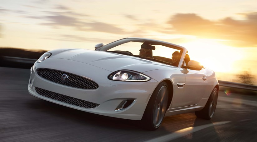 jaguar plots new flagship coupe as xk bows out 2014. Black Bedroom Furniture Sets. Home Design Ideas