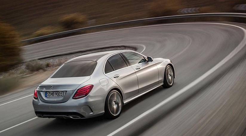 Mercedes C Class C250 Bluetec Amg Line 2014 Review By Car Magazine