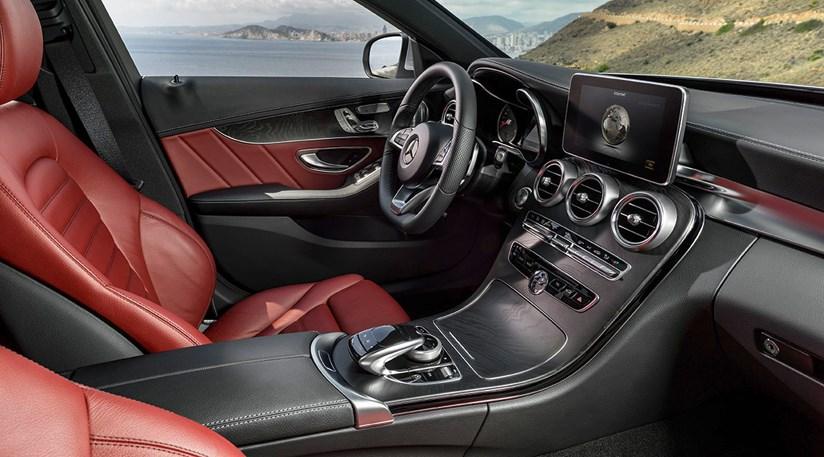 Mercedes C class C250 Bluetec AMG Line 2014 review