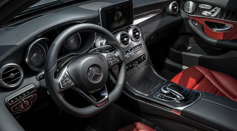 Mercedes C Class C250 Bluetec Amg Line 2014 Review Car