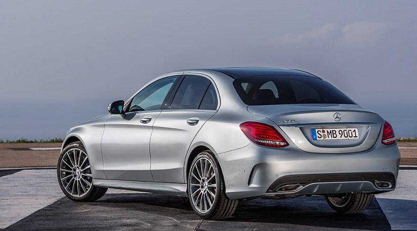 Mercedes Cclass C250 Bluetec AMG Line 2014 review by CAR Magazine