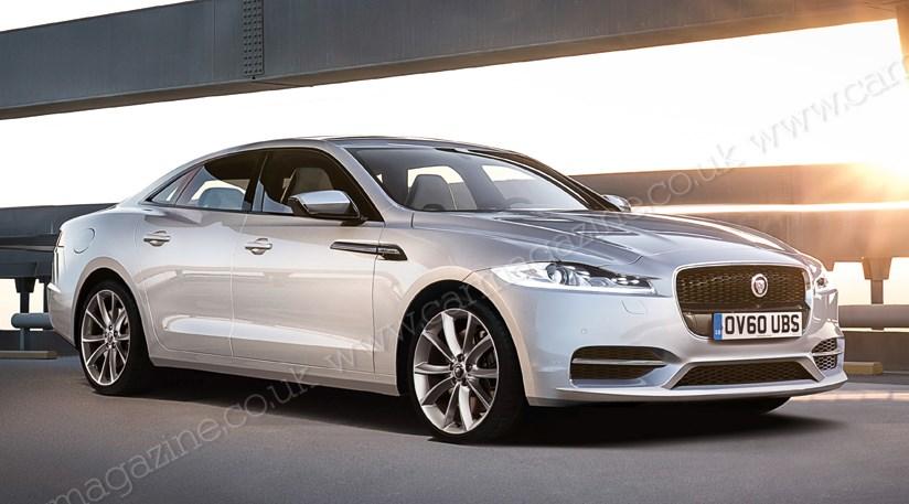 Jaguar Xk Replacement 2017 >> Jaguar's next five cars in five years (2014) CAR scoop by CAR Magazine