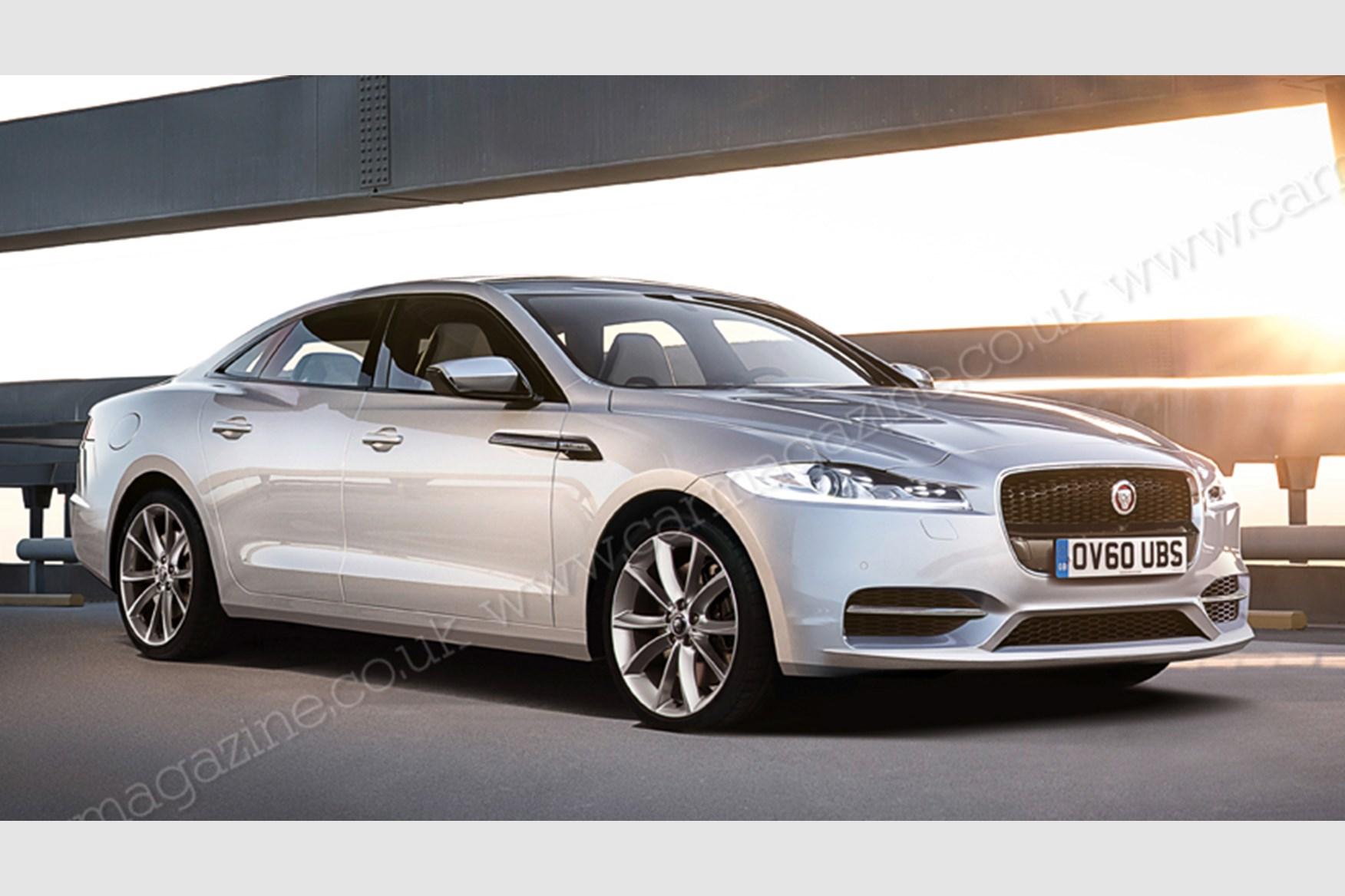 2018 jaguar xk. fine jaguar jaguar expansion the next xj will have a more conventional saloon  profile than the existing car with 2018 jaguar xk e