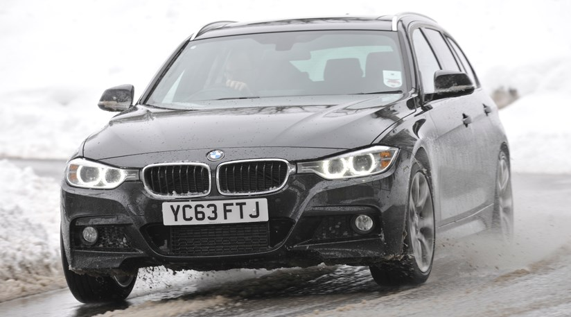 BMW 3-series 330d Touring xDrive (2014) review   CAR Magazine
