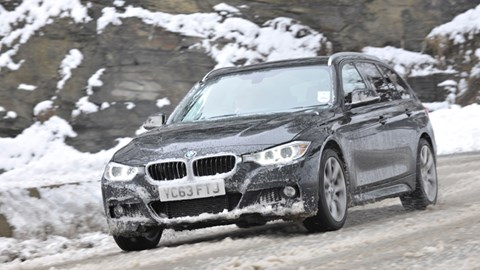 BMW 3-series 330d Touring xDrive (2014) review | CAR Magazine