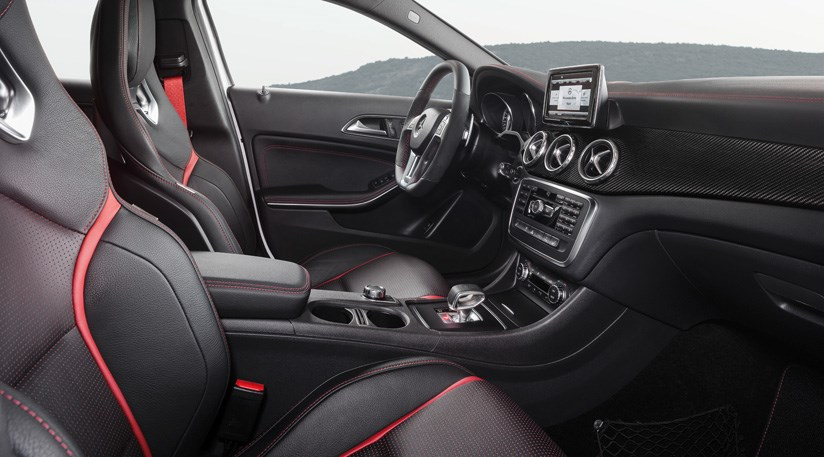 Mercedes Benz Lease >> Mercedes GLA45 AMG (2014) review by CAR Magazine