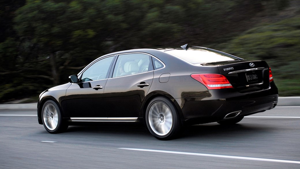 Hyundai Equus (2014) Review