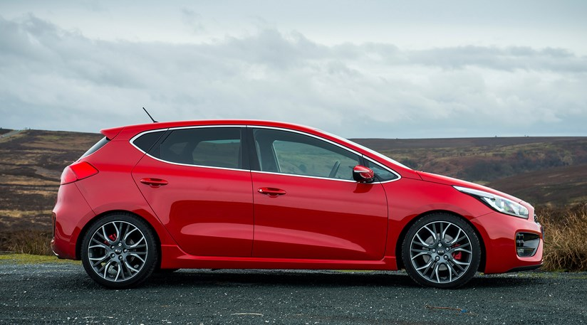 Kia Ceed GT (2014) review by CAR Magazine