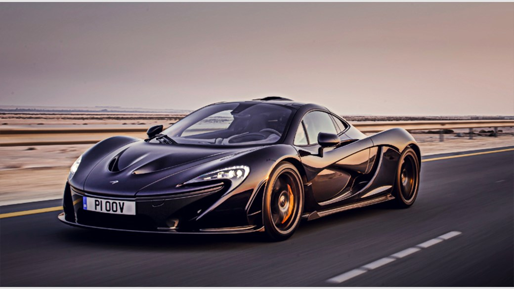 McLaren P1 (2014) review | CAR Magazine