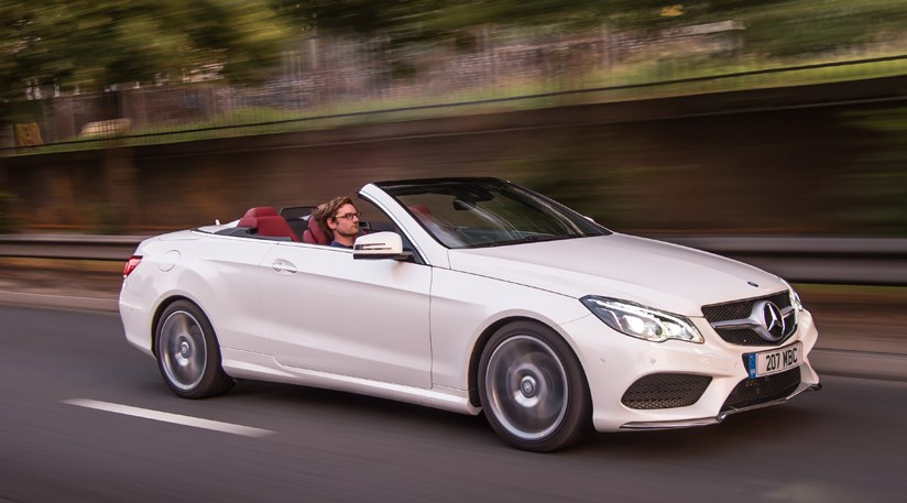 Chevrolet Lease Deals >> Mercedes E-class 250 CDI Cabriolet AMG Sport (2014) review ...