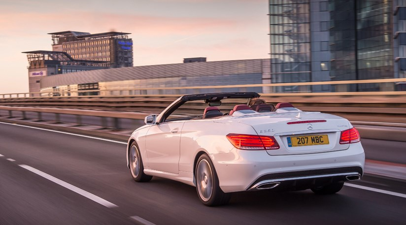 Mercedes Benz Lease >> Mercedes E-class 250 CDI Cabriolet AMG Sport (2014) review | CAR Magazine