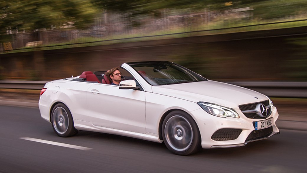 Image gallery mercedes convertible for Mercedes benz e350 cabriolet