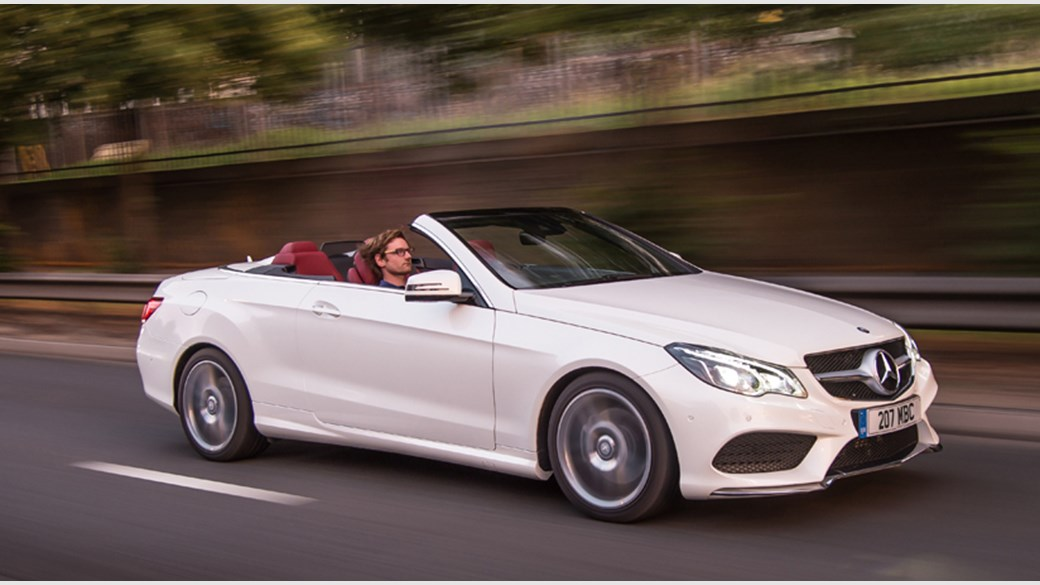 Mercedes E Cl 250 Cdi Cabriolet Amg Sport 2017 Review