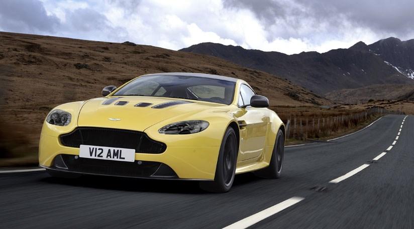 Aston Martin V12 Vantage S 2014 Review Car Magazine