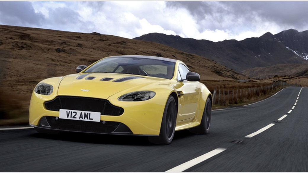 Aston Martin V Vantage S Review CAR Magazine - Aston martin vantage v12