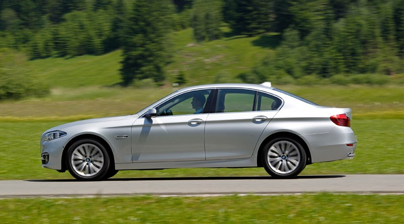 BMW 5series 530d M Sport 2014 review by CAR Magazine