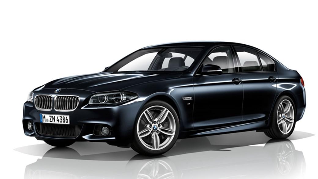 BMW 5 Series 530d M Sport (2014) Review