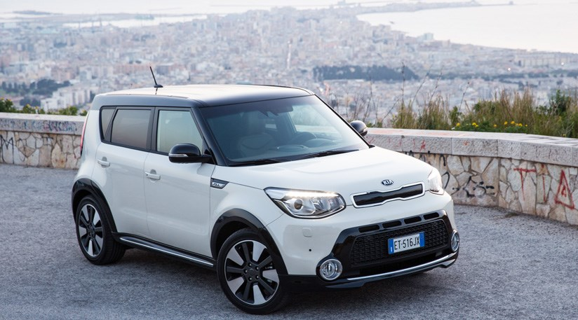 Kia Soul 1.6 CRDi (2014) Review ...