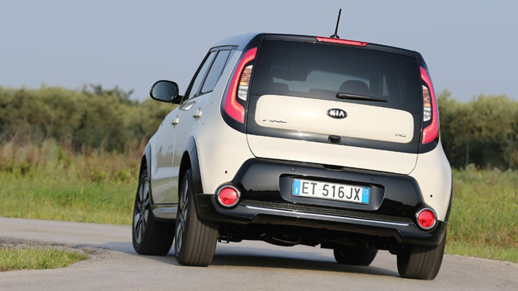Exceptional Kia Soul 1.6 CRDi (2014) Review